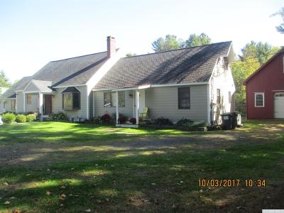 Columbia County Single Family Home For Sale: 11 Fire Hill Road