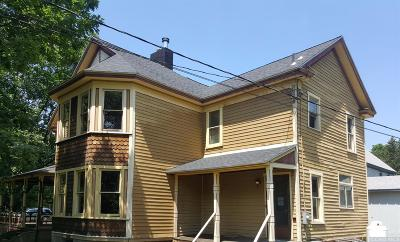 Chatham Single Family Home For Sale: 161 Hudson Avenue