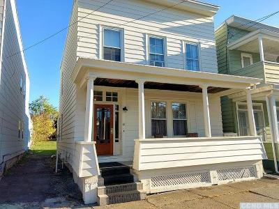 Hudson Single Family Home For Sale: 72 North 6th Street