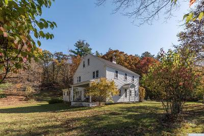 Columbia County Single Family Home For Sale: 290 Dorland Road