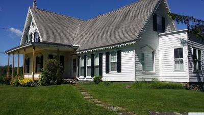 Greene County Single Family Home For Sale: 11700 State Route 32