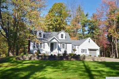 Columbia County Single Family Home For Sale: 333 Pratt Hill Road