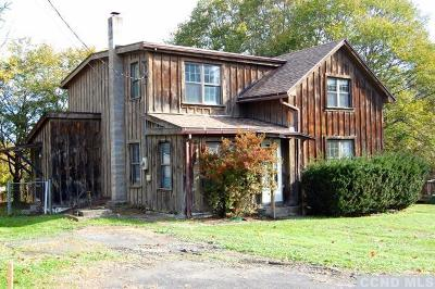 Ghent NY Single Family Home For Sale: $109,000