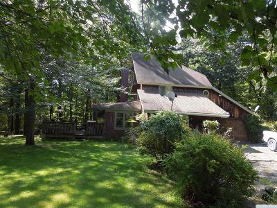 Columbia County Single Family Home For Sale: 161 Fern Hill Road