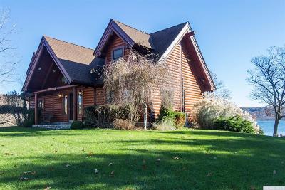 Copake Single Family Home For Sale: 217 Island Drive