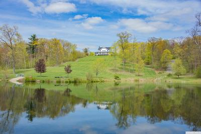 Columbia County Single Family Home For Sale: 663 Wolff Hill Road