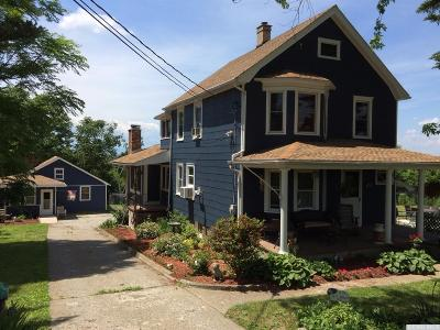 Claverack Multi Family Home For Sale: 305 Route 9h
