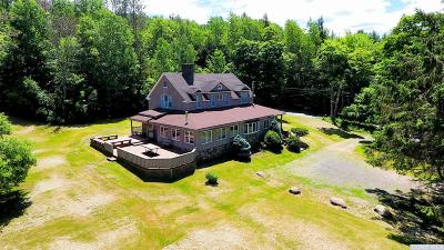 Jewett Single Family Home For Sale: 252 Route 77