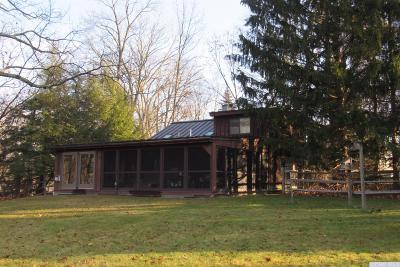 Columbia County Single Family Home For Sale: 98 Hall Hill Road