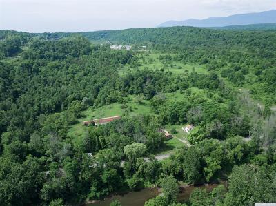 Greene County Farm For Sale: 555 Cauterskill Avenue