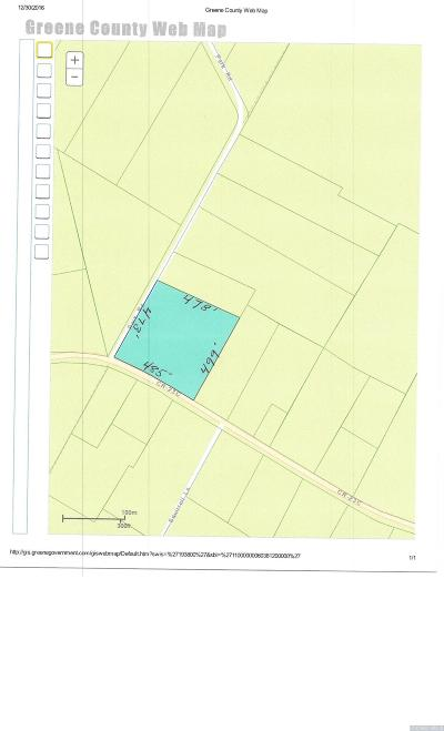 Jewett Residential Lots & Land For Sale: 5588 Rt. 23c
