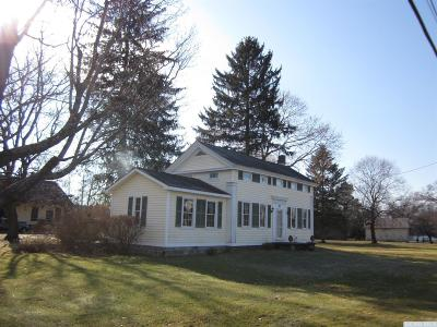 Copake Single Family Home For Sale: 1810 State Route 23