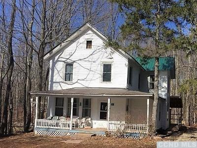 Greene County Single Family Home For Sale: 311 North Lake Rd