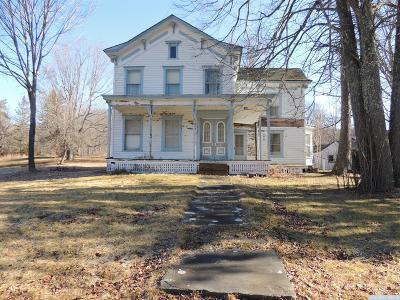 Albany County Single Family Home Accepted Offer: 3088 State Route 145