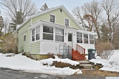 Kinderhook NY Single Family Home For Sale: $175,000