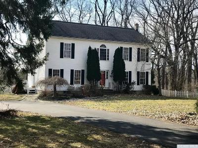 Columbia County Single Family Home For Sale: 522 Route 23b