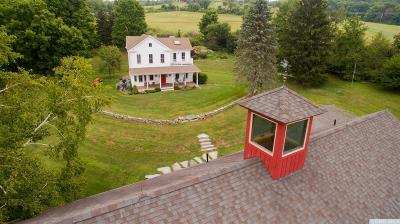 Hillsdale NY Single Family Home For Sale: $1,599,000