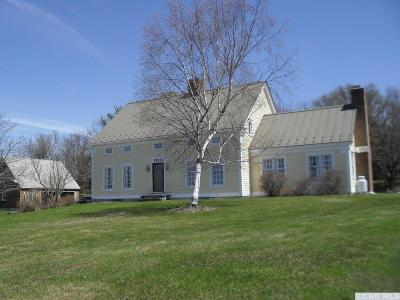 Columbia County Single Family Home For Sale: 443 McCagg Road
