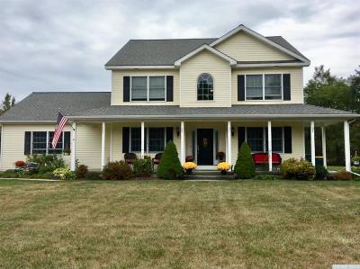 Rensselaer County Single Family Home Accpt Offer Ok 2 Sho: 4 Kem Lane