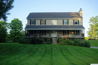 Dutchess County Single Family Home For Sale: 382 Sharon Station Road