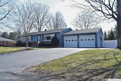 Kinderhook NY Single Family Home For Sale: $306,000