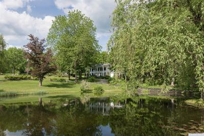 Chatham NY Single Family Home For Sale: $2,900,000