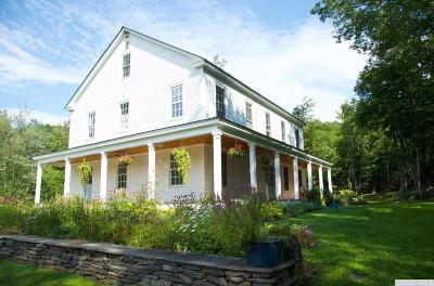 Ghent NY Single Family Home For Sale: $650,000