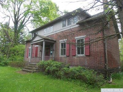 Columbia County Single Family Home For Sale: 1738 Route 9