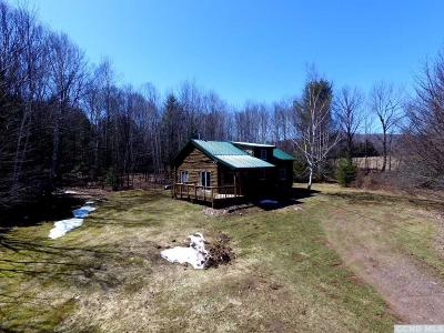 Ashland Single Family Home For Sale: 525 Case Road