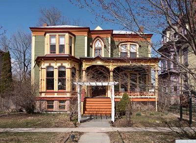 Hudson Single Family Home For Sale: 5 Willard Place