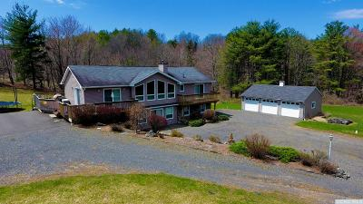 Durham Single Family Home For Sale: 97 Route 20b