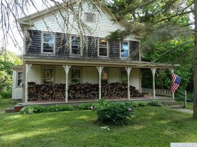 New Lebanon NY Single Family Home Accepted Offer: $129,000