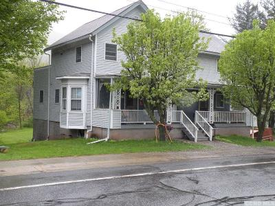 Hunter Multi Family Home For Sale: 8223 Main Street