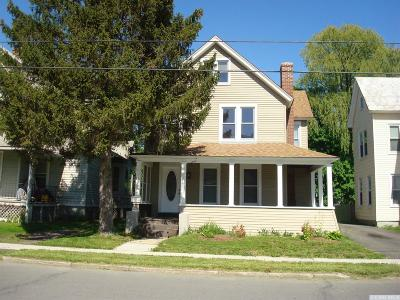Albany County Single Family Home For Sale: 18 Pulver Avenue