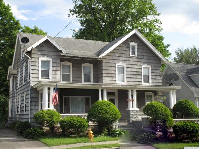 Windham Single Family Home For Sale: 5323 Route 23