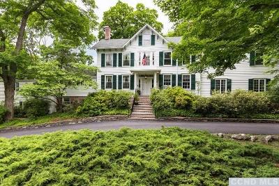 Dutchess County Single Family Home For Sale: 4699 Albany Post Road