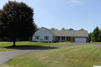 Columbia County Single Family Home For Sale: 8 Hunter Drive