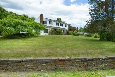 Claverack Single Family Home For Sale: 110 Pleasant View Place