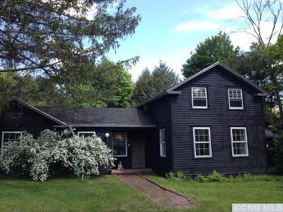 New Lebanon Single Family Home Accepted Offer: 8 Cemetery Road