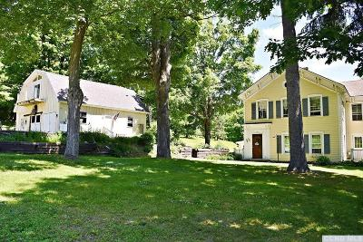 Ghent Single Family Home For Sale: 205 Hogel Hill Road