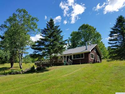 Windham NY Single Family Home For Sale: $689,000