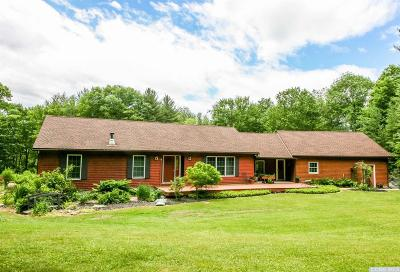 Columbia County Single Family Home For Sale: 79 East Hand Hill Road