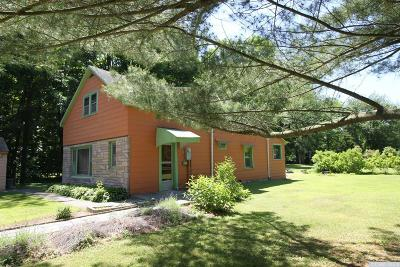 Single Family Home For Sale: 344 Water Street Road