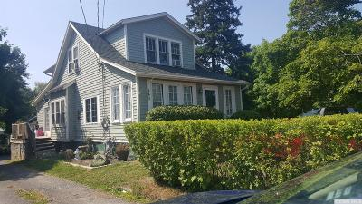 Single Family Home For Sale: 443 Fairview Avenue