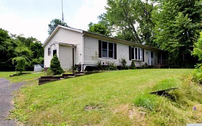 Saugerties NY Single Family Home For Sale: $121,000