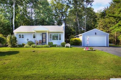 Columbia County Single Family Home For Sale: 4 Island Drive
