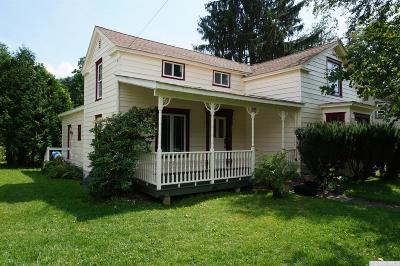 Ashland Single Family Home For Sale: 12245 Route 23