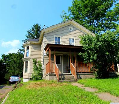 Claverack Single Family Home For Sale: 33 Church Street