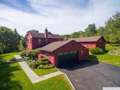 Columbia County Single Family Home For Sale: 1880 State Route 82