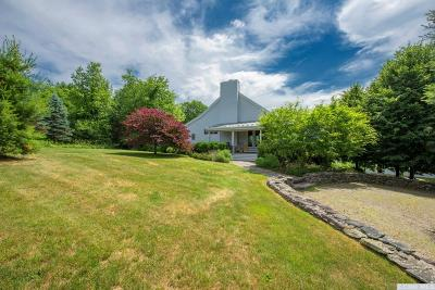 Copake Single Family Home For Sale: 25 White Barn Road